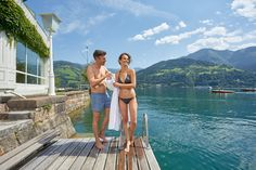 Classic Spa direkt am See Hotel Zell Am See, Wellness Spa, Sauna, Couple Photos, Couples, Classic, Ski, Swim, Summer
