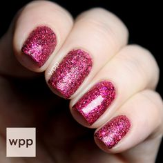 KBShimmer Winter 2014 Collection Swatches and Review