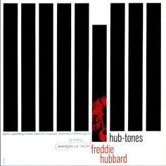 Blue Note album, cover design Reid Miles