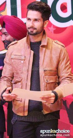 Shahid Kapoor Bollywood Fashion
