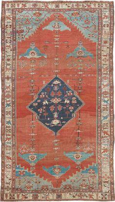 Persian Bakhshaish rug, J.H. Minassian gallery