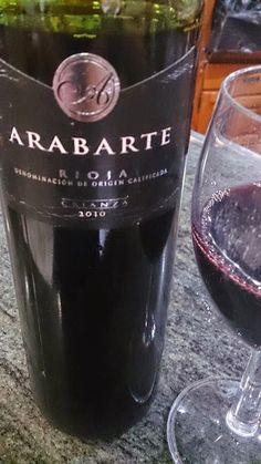 El Alma del Vino.: Bodegas Arabarte Crianza 2010.