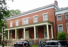 Center Hill Mansion, 1818 -- Petersburg, Virginia