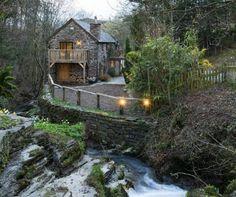 Eanswynn's house