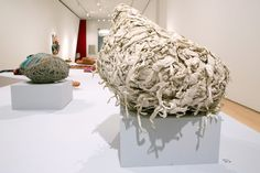 Judith Scott's Enigmatic Sculptures at the Brooklyn Museum - NYTimes.com