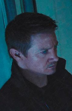 Hawkeye. Gif - click to view. Those eyes! :)