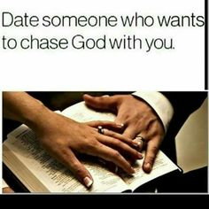 Let Christ lead your man and you will become a Kingdom Woman if you follow.