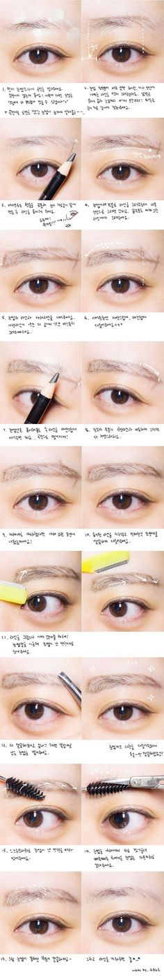 41 Best Arched Eyebrows Images On Pinterest Eye Brows Makeup And