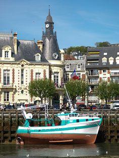 Deauville-Honfleur-Trouville ,France