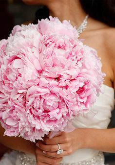 Get the look: Claire Danes  Do you want a fashion forward look that will leave your guests in awe? One that will embody your fashionable, fun, and cool personality? Sincerity Style 3727 will definitely do that!  #pink #flowers #bouquet