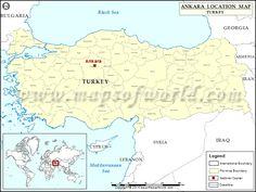 Where is Ankara