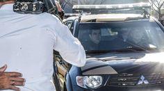 O ex-ministro José Dirceu foi preso hoje (3) em Brasília, pela Polícia Federal, na 17ª fase da Operação Lava Jato (José Cruz/Agência Brasil)