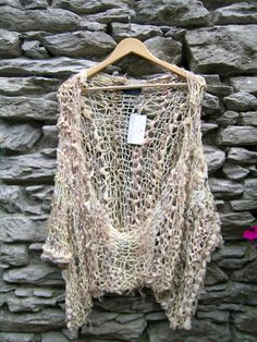 This is knit but if I could figure the dimensions, it would be pretty crocheted is lace yarn.