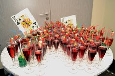 Cocktails, at New Year's Eve Party #Sibiu
