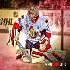 Goalie Gear, Goalie Mask, Hockey Goalie, Hockey Teams, Hockey Players, Ice Hockey, Hockey Stuff, Craig Anderson, Hershey Bears