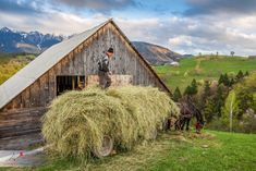 If you are in search of unique scenery and authentic cultural landscapes, a photo tour to Romania might be exactly what you are looking for.  #Romania #travel #tours #Transylvania #photo #tours #phototours #farmer #rural