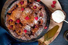Rhubarb cake – Recipes – Bite