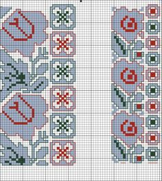 Cross Stitch Embroidery, Embroidery Patterns, Diy And Crafts, Arts And Crafts, Hippie Crochet, Folk Fashion, Bargello, Embroidery Techniques, Loom Beading