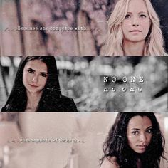 "236 Likes, 27 Comments - the vampire diaries® (@carolinesenthusiast) on Instagram: ""— bonnie x elena x care . – i love these fierce women! . — q: fav out of these 3 and why? —>…"""