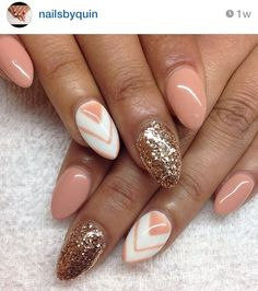 Some of my favorite nails from IG! Stilettos