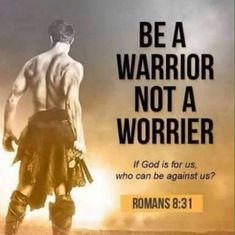 God's Everlasting Love Romans (NKJV) - What then shall we say to these things? If God is for us, who can be against us? Christian Warrior, Christian Life, Christian Quotes, Warrior Quotes, Prayer Warrior, Faith Quotes, Bible Quotes, 5 Solas, Romans 8 31