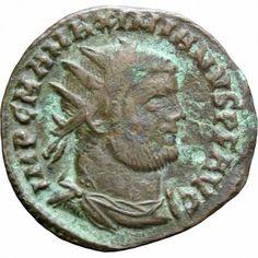 Ancient Roman Imperial Coin Silver Antoninianus Crazy Price the Elder Valerian I