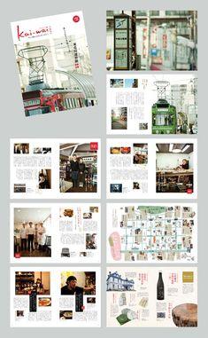 Page Layout Design, Magazine Layout Design, Book Layout, Graphic Design Layouts, Brochure Layout, Brochure Design, Editorial Layout, Editorial Design, Magazin Design