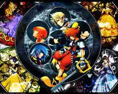 Deep KINGDOM HEARTS Picture