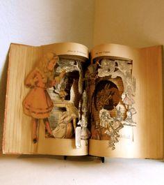 Amazing Wonderland papercraft