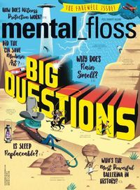 November 01, 2016 issue of mental_floss | Download digital magazine for free with your Mesa Public Library card.