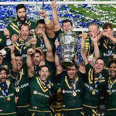 Australia select team for 2015 ANZAC Test