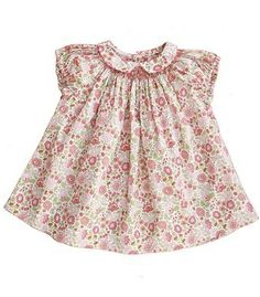 Liberty print baby dress ... by Marie Puce