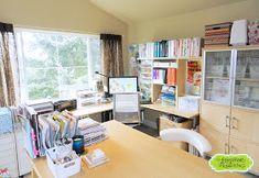 Josephine Kimberling: My Studio & Organization Tips