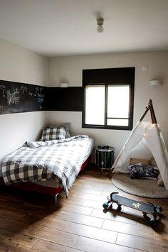 עיצוב חדר ילדים לבן 9