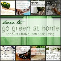 1000's of Ideas for Healthier & Sustainable Living