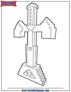 Free Printable Minecraft Coloring Pages   Home > Minecraft ...