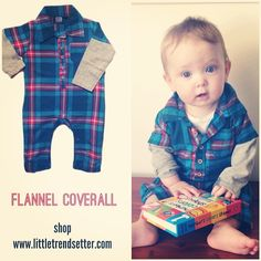Orly Shani's boy, Conor in our baby fashion at www.littletrendsetter.com