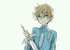 Eugeo | Sword Art Online (SAO) Alicization-Underworld>>>> why is he so goddamn cute? >>>> Honestly, same