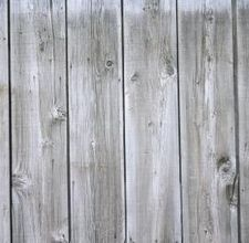 how to age a fence