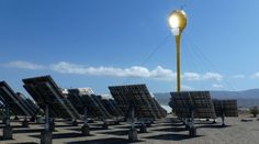 Tulip solar power system gets its first commercial application | Created by Israeli company AORA, the Tulip system is certainly unique. It incorporates a central tulip-like tower, surrounded by an array of sun-tracking mirrors on the ground. curated by @missmetaverse #futurist #futurism #futurology #futurologist #futuristspeaker #femalefuturist #futurista Concentrated Solar Power, Tidal Power, Future Energy, Carbon Cycle, Online Job Search, Solar Energy System, Alternative Energy, Questions, Science And Technology