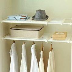 Storage Rack, Diy Storage, Home Decor Kitchen, Shelves, Airing Cupboard, Home Organization, Storage Spaces, Storage Shelves, Storage