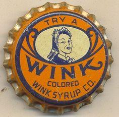 Wink Colored Soda