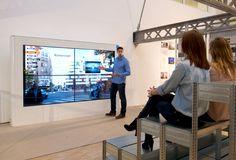 réinventer.Paris - Pavillon de l'Arsenal - Mybluewall - médiation de l'exposition 2