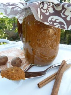 pecan pumpkin butter  Cookin' Cowgirl: Foodie Gift Ideas