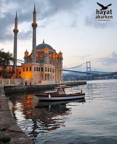 Türkiye İstanbul Ortaköy Cami