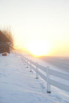 Hildas hem: Drömmen om en vit vinter