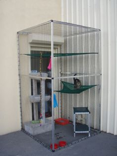 Online Store - SecureaKat Cat Runs and Cat Enclosures - Australia Wide