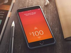 Fluid UI iOS Travel App Concept