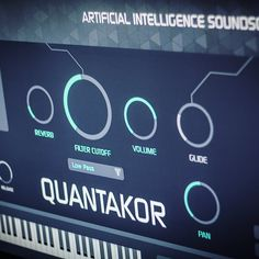 Quantakor VST / AU plugin is futuristic, innovative instrument for Win & Mac, 32 / 64 bit. Atmospheric soundscapes, mysterious alien sounds, sci-fi effects Instruments, Real Witches, Experimental Music, Haunted Dollhouse, Video Game Music, White Witch, Witch House, Electronic Music, Techno