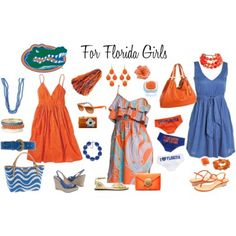 ...for gator girls!